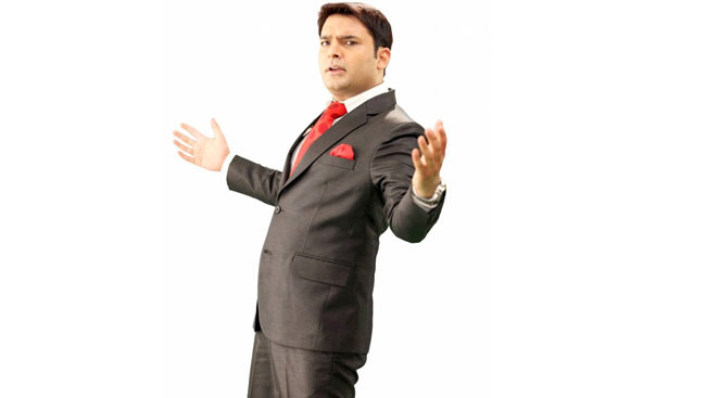 People Express Anger Differently, I Do It With Gaalis: Kapil Sharma