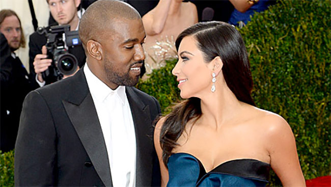 Kim, Kanye West's Surrogate Pregnant With Boy