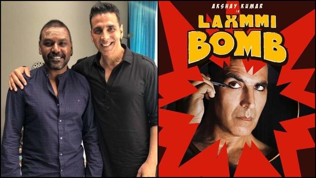 Laxmii Bomb released Nov 9th on Disney Plus Hotstar