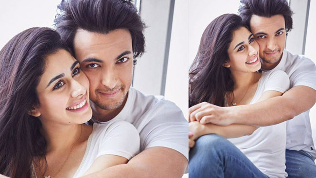 Loveratri Couple, Aayush And Warina Looks Adorable In Their First Picture Together