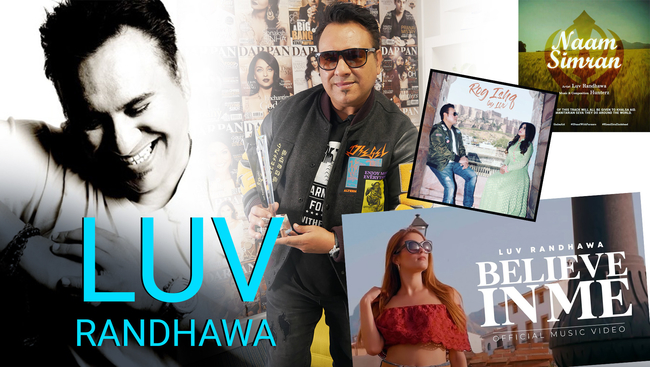 WATCH: Best International Artist award winner Punjabi singer Luv Randhawa speaks about his musical journey and upcoming projects