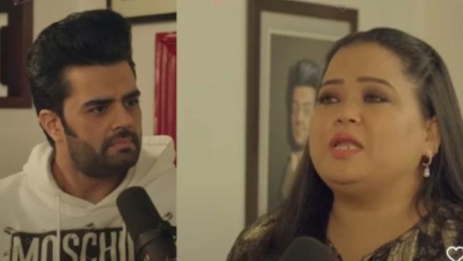 Maniesh Paul shares poignant video of comedian Bharti Singh