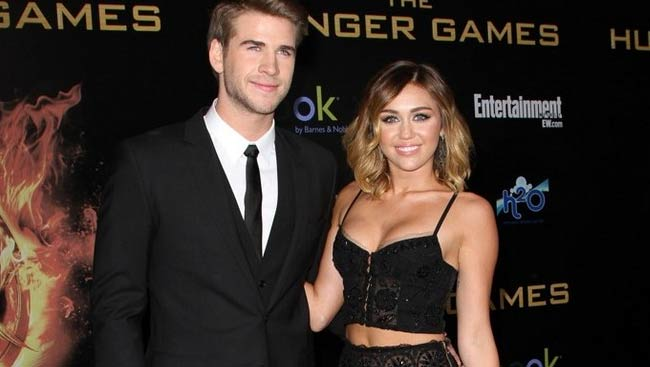 Miley Cyrus Boasts About Liam Hemsworth