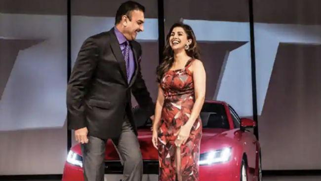 Nimrat Kaur Dismisses Rumours Of Dating Ravi Shastri In Style, Here's How