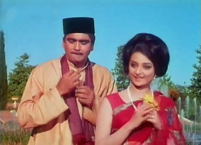 'Padosan' In IMDb's Top 100 Indian Films, Saira Banu Happy