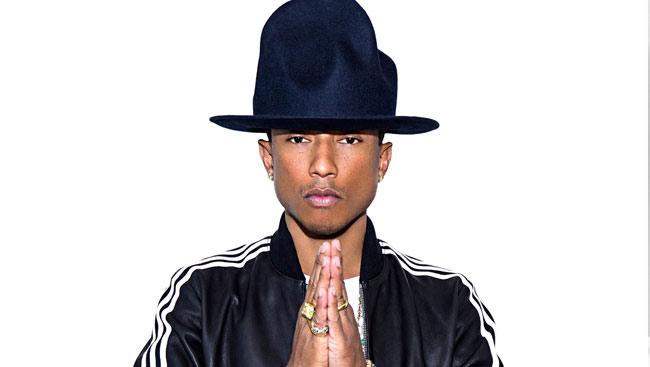 Pharrell Williams Angers Palestinians