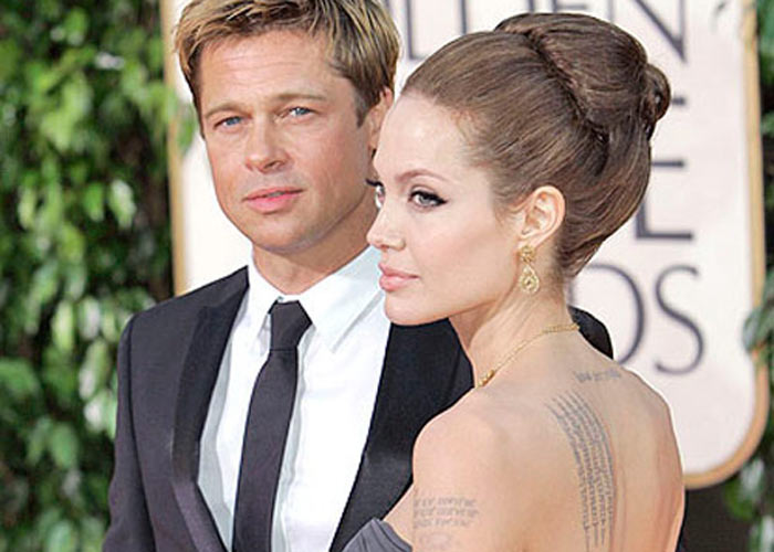 Brad Pitt, Angelina Jolie Now Officially Single