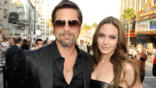 Pitt-Jolie Custody Battle Leads To Tension With Children