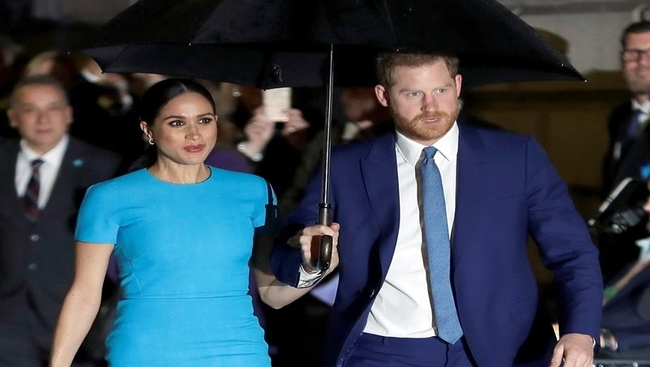 Meghan, Prince Harry to develop new Netflix animated series