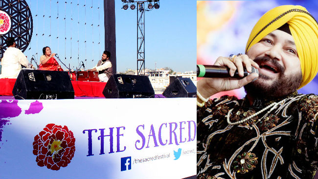 Daler Mehndi Mesmerises Visitors At The Sacred Pushkar Fest