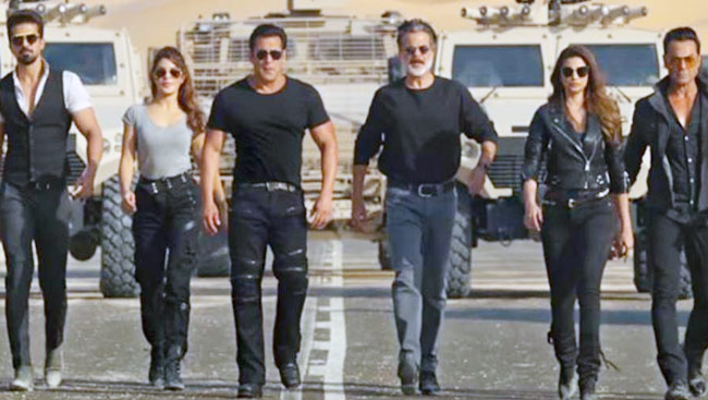 WATCH Trailer: Salman Khan Says 'Race 3' Is Action-Music Bonanza