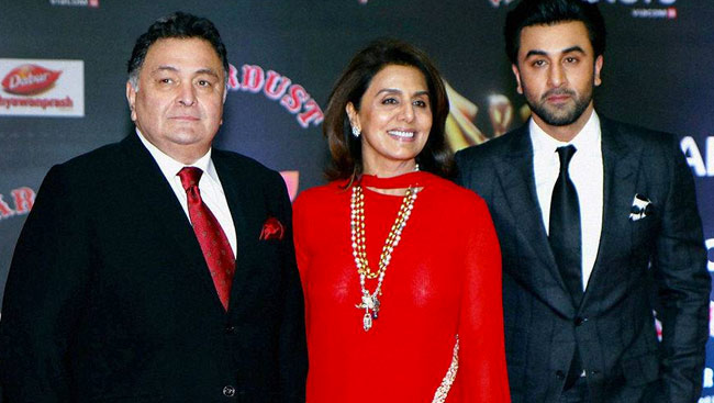 Rishi Kapoor: Budding Actors Should Focus On Mind Building Than Muscle Building