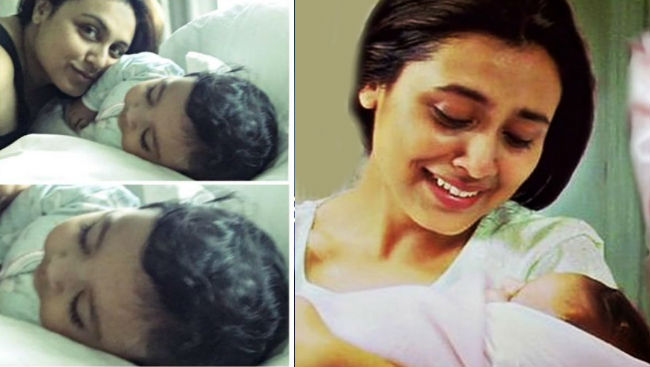 Rani Mukerji Shares Daughter Adira's Pic, Pens A Letter Which Will Touch Your Heart