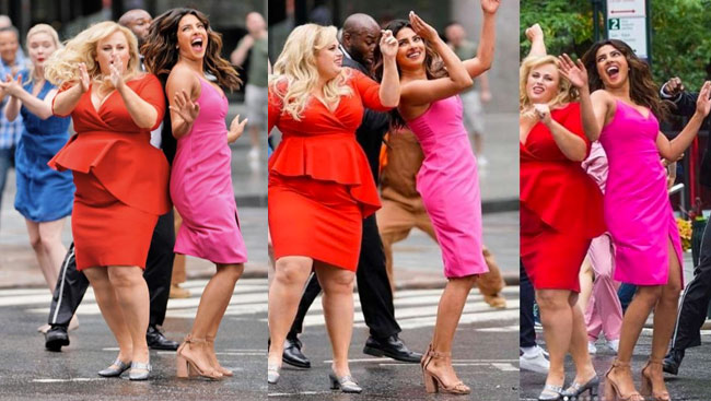 Priyanka Chopra Is 'Proud' Of Rebel Wilson