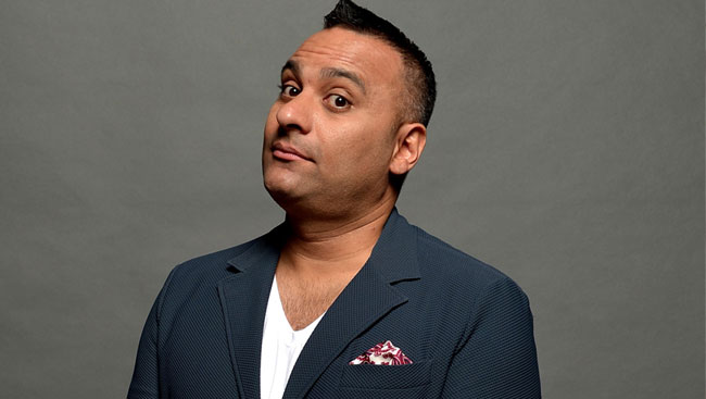 I Experienced Racism And Prejudice At A Young Age: Russell Peters