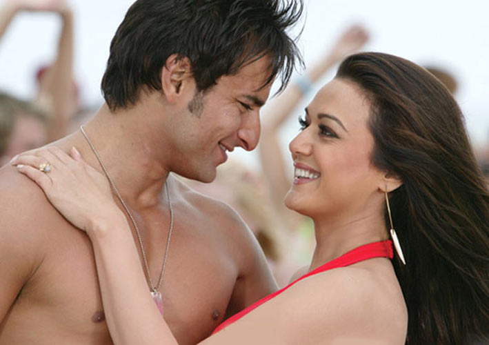 When Preity Zinta Fought With Saif Ali Khan