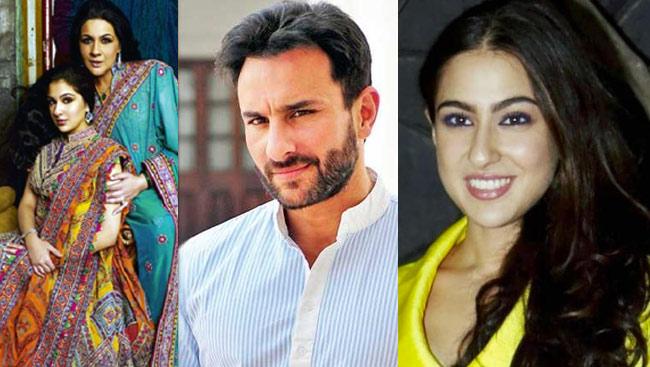 Sara Ali Khan To Bring Alive Saif, Amrita's Hits At IIFA Awards