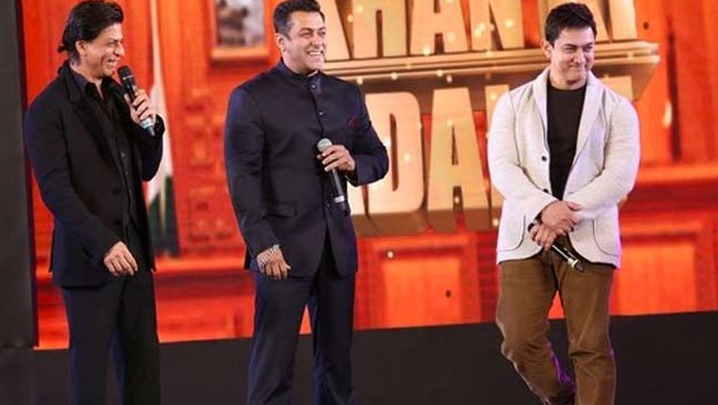 Salman Khan Tops Forbes India Celebrity 100 List For Third Time In A Row