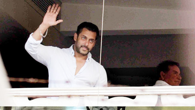 Why Salman Khan Never Moves Out Of His Flat At Galaxy Apartments