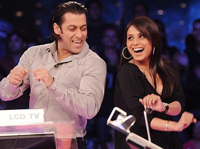 Rani Mukerji Wishes Salman Had A Daughter