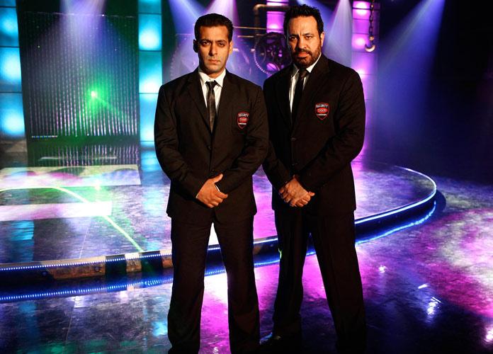 Salman Takes His Security Team Through 'Highs, Lows'