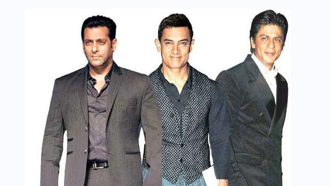 Aamir Khan: Never felt a competition with Shah Rukh and Salman