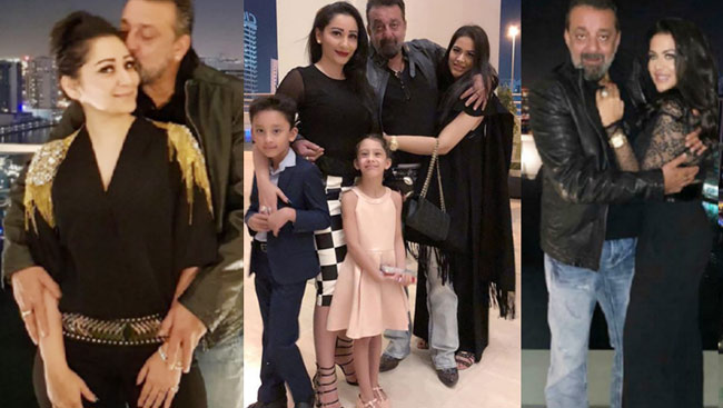 Sanjay Dutt Doesn't Consider His Daughter Trishala Part Of The Family Anymore?