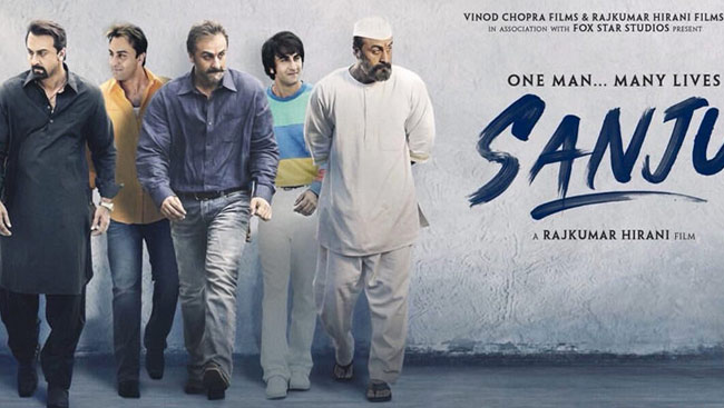 B-Town Goes Gaga Over 'Sanju'