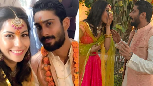 Prateik Babbar: I Am Emotionally Content After Marriage... There Is A Sense Of Stability