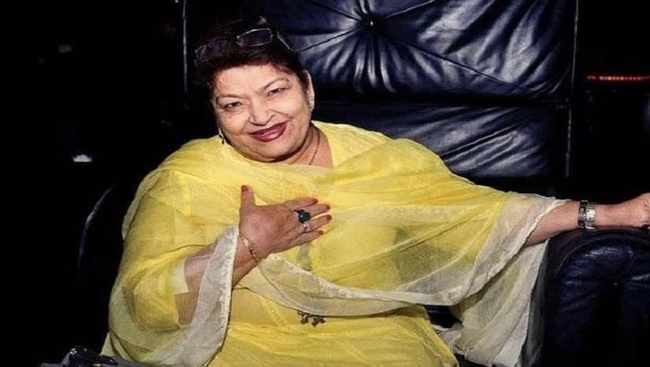 Legendary Bollywood choreographer Saroj Khan passes away at 72