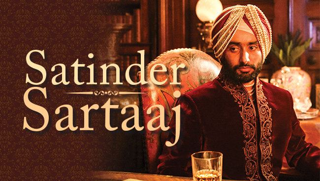 "Satinder Sartaaj: ""I was destined to play Maharajah Duleep Singh"""