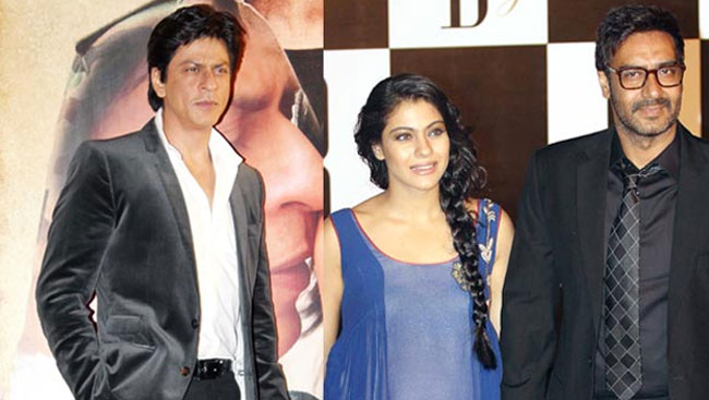 Ajay Devgn, SRK Have Similar Work Patterns: Rohit Shetty
