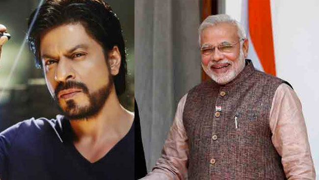 Shah Rukh Khan Goes Gully Boy In New Rap Song For PM Narendra Modi. Watch Video