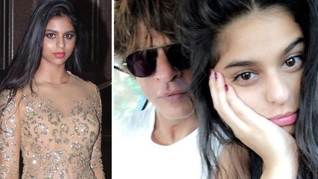 See Viral Photos: Shah Rukh Khan's Daughter Suhana Khan Was Spotted Cooking In Her Dormitory
