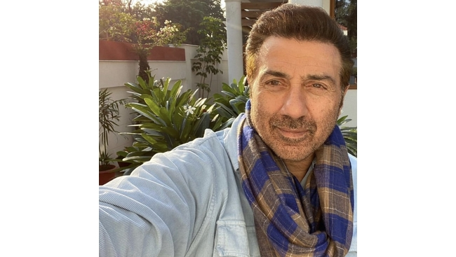 Bollywood actor Sunny Deol tests positive for COVID19