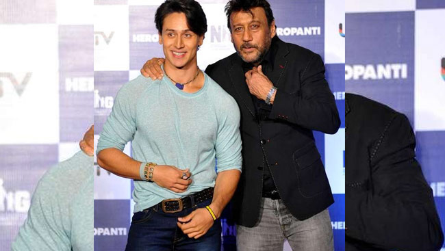 Tiger Stars With Hrithik In 'War'; Dad Jackie Is Excited