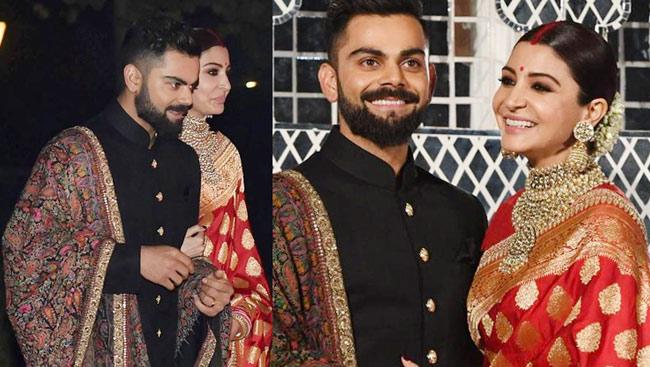 Virat Kohli Anushka Sharma Wedding Reception Narendra Modi Attends