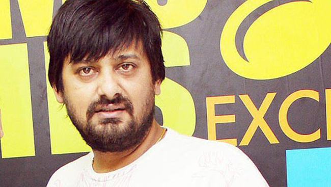 Wajid Khan, of composer duo Sajid-Wajid passes away at the age of 43.