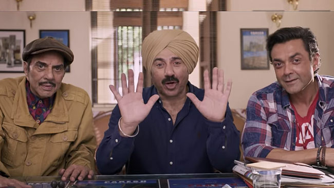 Watch Video: Yamla Pagla Deewana Phir Se Trailer Has Salman Khan, Rekha And Comedy