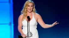 Amy Schumer Shares Vomit Video Online Again