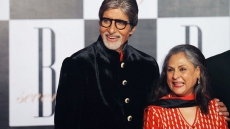 Amitabh Bachchan Shares Unseen Picture Of 'Better Half', Jaya, Crops Himself Out