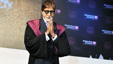 Indisposed Amitabh Cancels Visit To Kolkata International Film Festival Inauguration