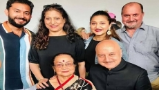 Bollywood actor Anupam Kher's family tests positive for COVID-19