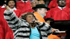 Women's Hall of Fame honours Aretha Franklin, Morrison, Lacks