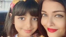 Beauty goddess Aishwarya Rai Bachchan and daughter Aaradhya Bachchan back home after testing negative for COVID-19