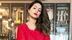 Hina Khan shares her excitement about movie 'Lines'
