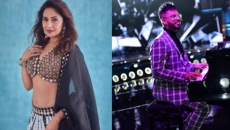 Choreographing Madhuri Dixit 'surreal' experience for Paul Marshal