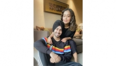 Singer Neha Kakkar engaged to longtime friend and singer Rohanpreet Singh