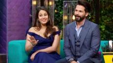Shahid Kapoor Jokes About How He Handles Tiffs With Wife Mira Rajput, Leaves Kapil Sharma In Splits