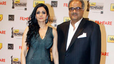Boney Kapoor Gets Emotional While Receiving ANR Award For Sridevi